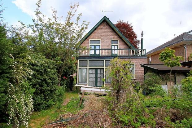 Huis te koop Apeldoorn tijdcapsule tuin go with the vlo