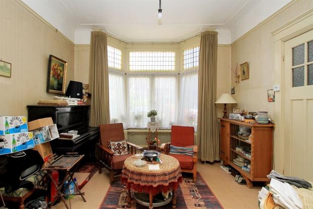 Huis te koop Apeldoorn tijdcapsule voorkamer go with the vlo