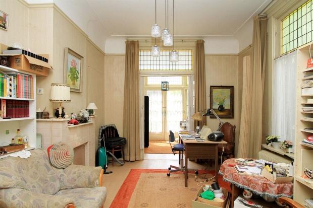 Huis te koop Apeldoorn tijdcapsule woonkamer go with the vlo