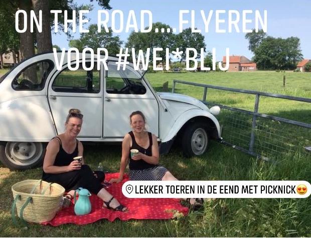 WEI*blij kofferbakverkoop Kraggenburg go with the vlo