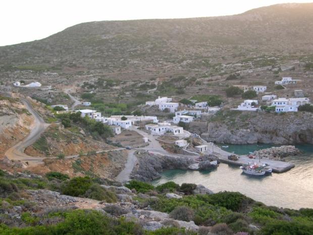 Antikythera Griekenland eiland bewoners gezocht go with the vlo