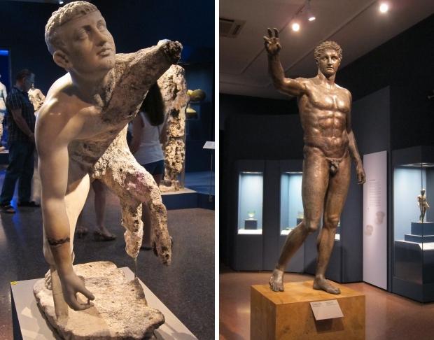 Antikythera Grieks eiland zoekt bewoners beelden go with the vlo