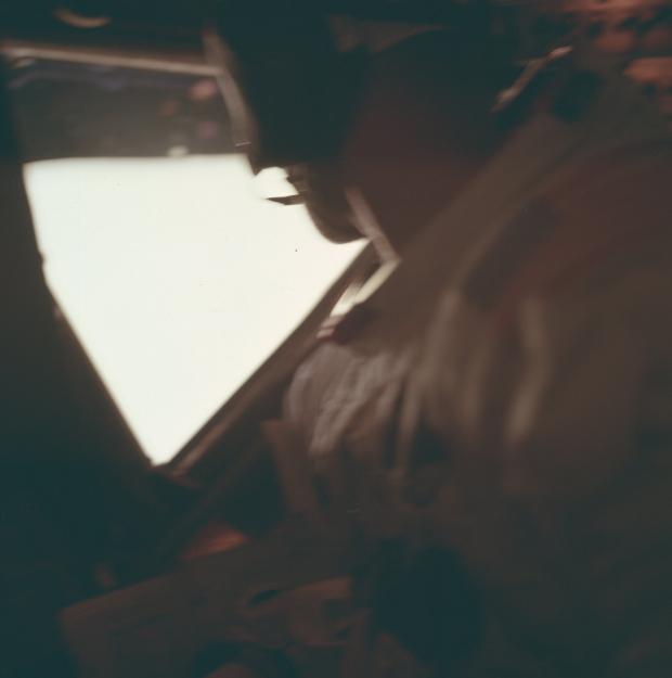 Apollo 11 astronauten eerste maanlanding 1969 Amerika go with the vlo
