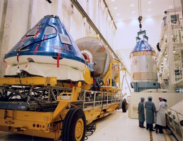 Apollo 11 maanlanding 1969 go with the vlo