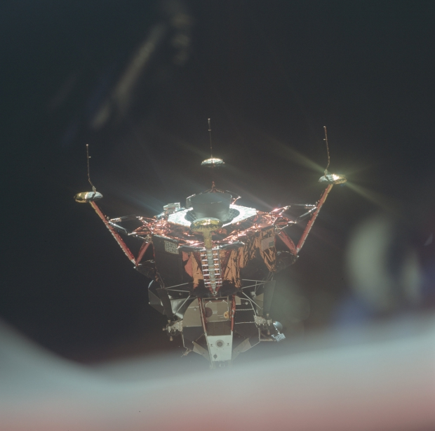 Apollo 11 maanlanding 20 juli 1969 go with the vlo