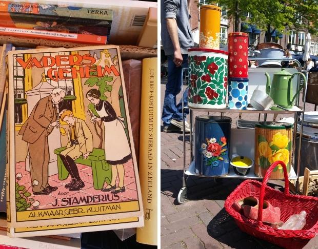 Boeken en Verzamelmarkt Middelburg Kluitman go with the vlo