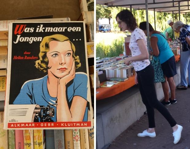 Delftse Boekenmarkt zomer 2019 Kluitman go with the vlo 2
