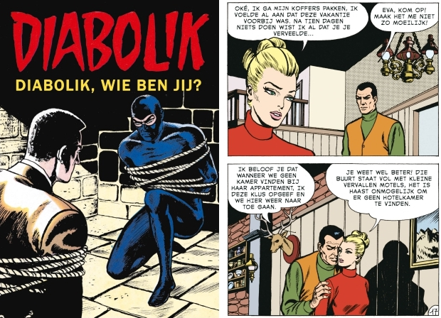 Diabolik Wie Ben Jij Windmill Comics 2019 go with the vlo 2