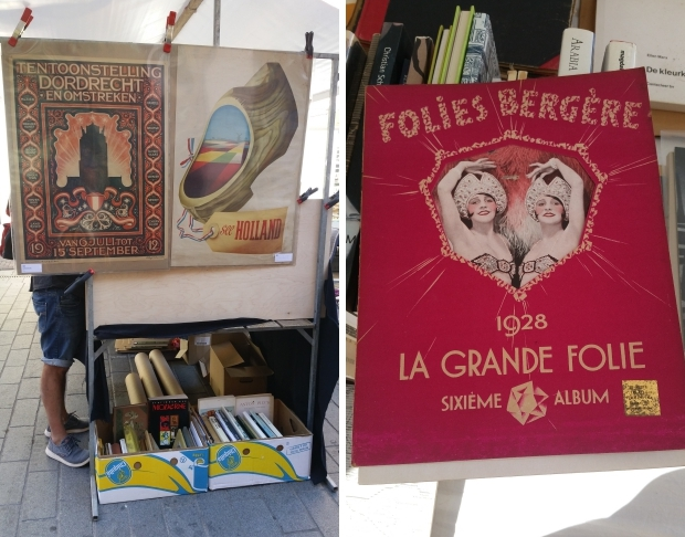 Dordtse Boekenmarkt zomer 2018 Folies Bergère go with the vlo