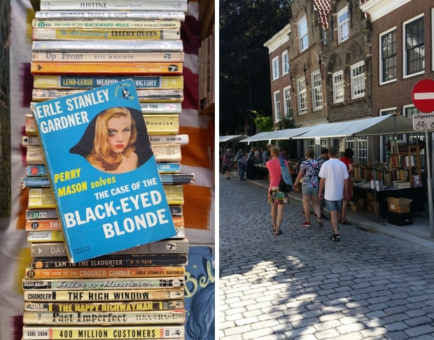 Dordtse Boekenmarkt zomer 2018 go with the vlo