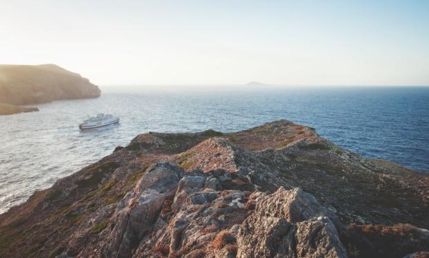 Grieks eiland Antikythera zoekt bewoners ferry go with the vlo