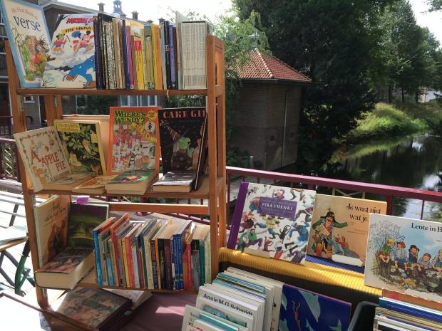 Zutphense boekenmarkt kinderboeken go with the vlo