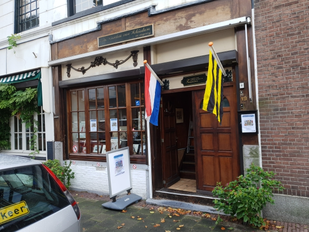 Antiquariaat Leo Meijer Schiedam opheffingsuitverkoop go with the vlo