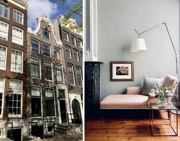 De Stijlkamer Amsterdam bed and breakfast go with the vlo