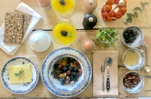 De Stijlkamer Amsterdam ontbijt go with the vlo