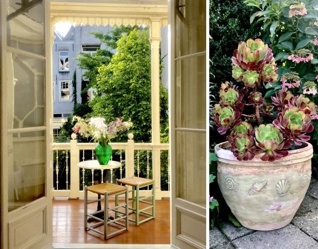 De Stijlkamer Amsterdam tuin planten balkon go with the vlo