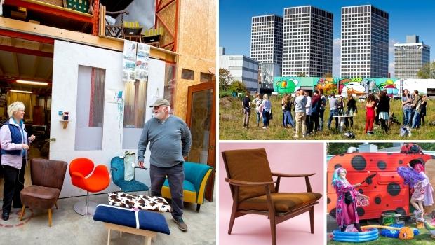 Keilewerf Festival Rotterdam vintagemarkt go with the vlo