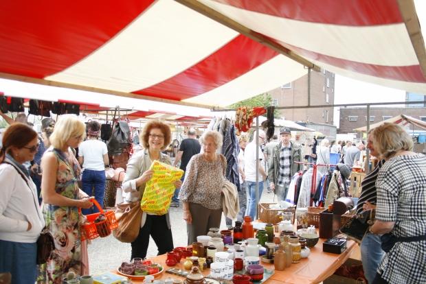 Keilewerf Festival vintage vlooienmarkt go with the vlo