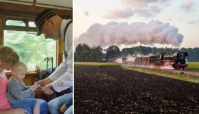 Terug naar Toen 2019 Veluwsche Stoomtrein Maatschappij go with the vlo