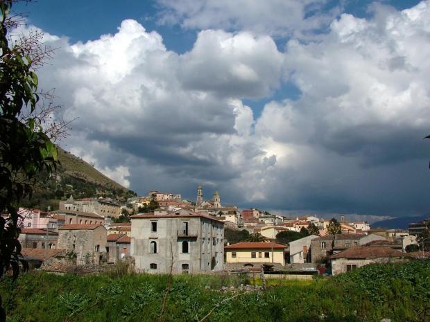 Venafro Molise ik vertrek Italië huizen go with the vlo