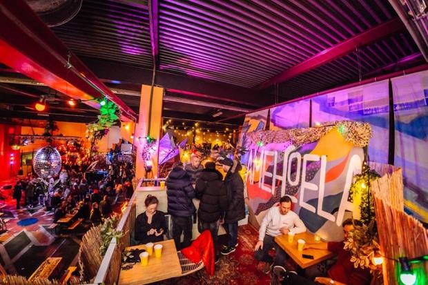 Weelde Rotterdam feesten Marconiplein gers go with the vlo