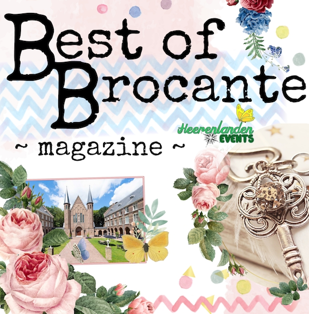 Best of Brocante magazine Heerenlanden Events go with the vlo