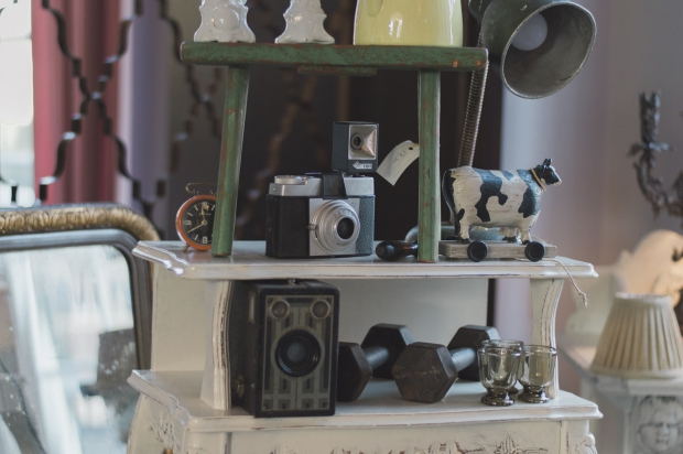 Brocante Liefde Klooster Bovendonk oude camera go with the vlo