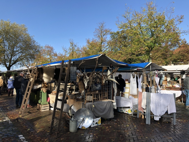 Brocantemarkt Heusden Christmas by Candlelight go with the vlo