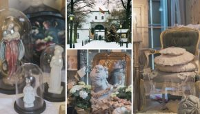 Brocantemarkten kerst winter Heerenlanden Events go with the vlo