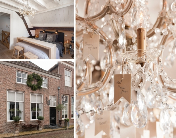 Christmas by Candlelight bed and breakfast Bed&Brood&Zo kerst Heusden go with the vlo