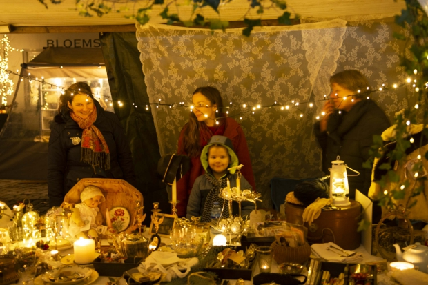 Christmas by Candlelight Heusden brocante antiek kerstmis go with the vlo