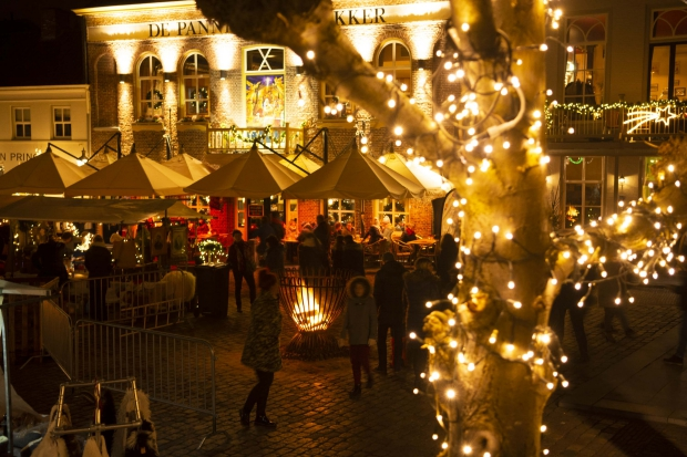 Heusden Christmas by Candlelight kerstmarkt brocante go with the vlo