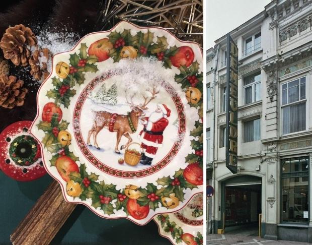 Brussel Demeuldre laatste kerst sluiting uitverkoop go with the vlo