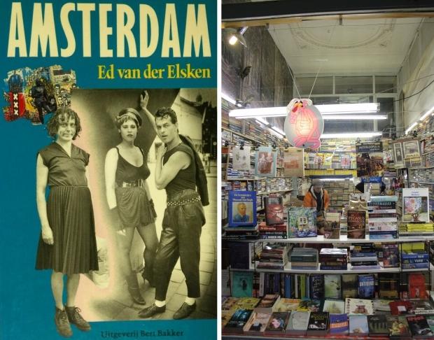 Leeshal Oost Amsterdam tweedehands boeken go with the vlo