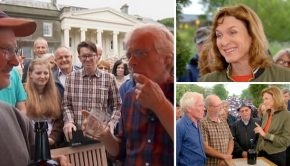 Oude fles urine Antiques Roadshow go with the vlo