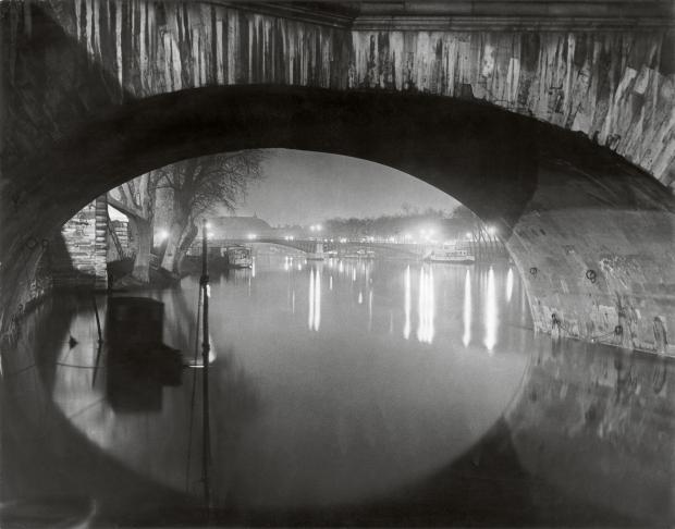 Expositie Brassaï Foam brug Parijs jaren dertig go with the vlo