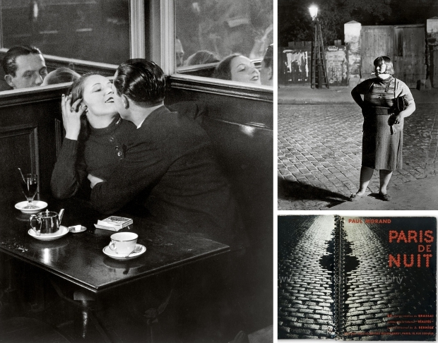 Expositie Brassaï Foam go with the vlo