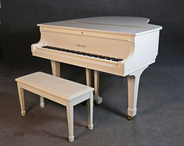 Frank Sinatra baby grand piano veiling go with the vlo