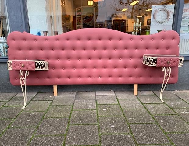 Roze Barbiebed Kringloop Gewoon Goed Schiedam go with the vlo