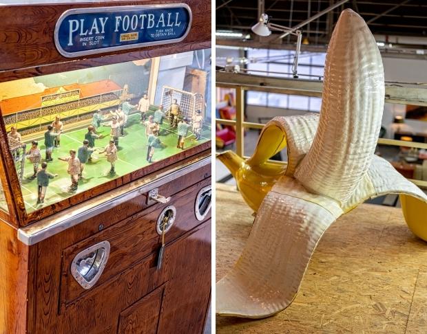 SpekTakel Wonen Amersfoort banaan voetbalspel go with the vlo