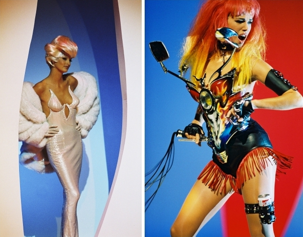 Thierry Mugler Couturissime Too Funky George Michael go with the vlo