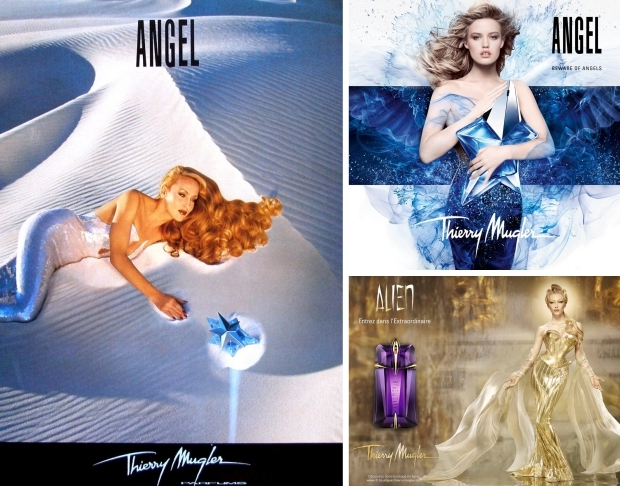 Thierry Mugler parfum Angel Alien go with the vlo