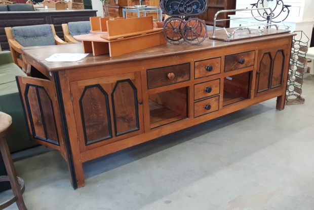 Vintage dressoir kringloop RataPlan Delft go with the vlo
