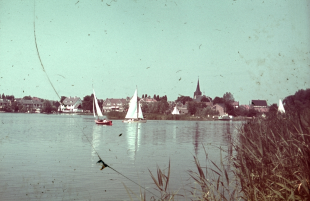 Bergse Voorplas Hillegondakerk Rotterdam jaren dertig Richard Boske go with the vlo