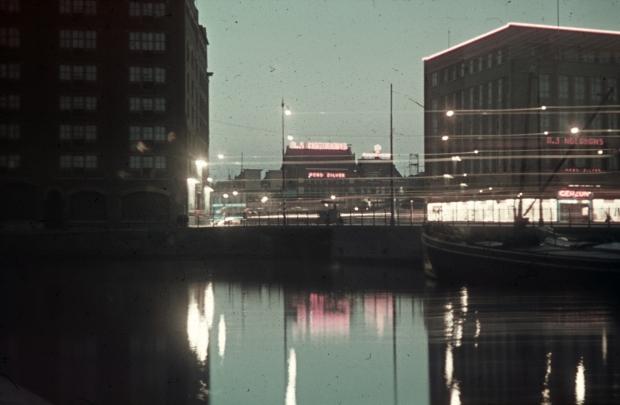 Blaak Leuvehaven Gerzon Rotterdam jaren dertig Richard Boske go with the vlo