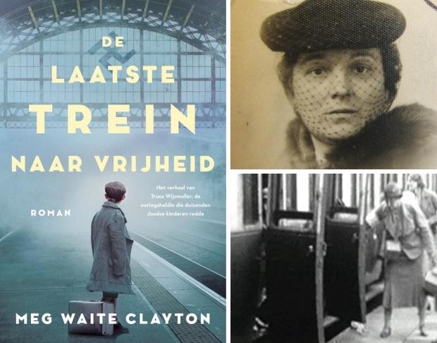 De laatste trein naar vrijheid Meg Waite Clayton kindertransport go with the vlo