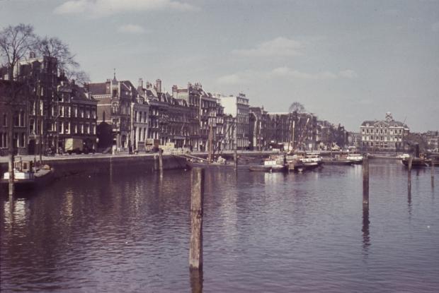 Haringvliet Rotterdam jaren dertig Jaap Tieman go with the vlo