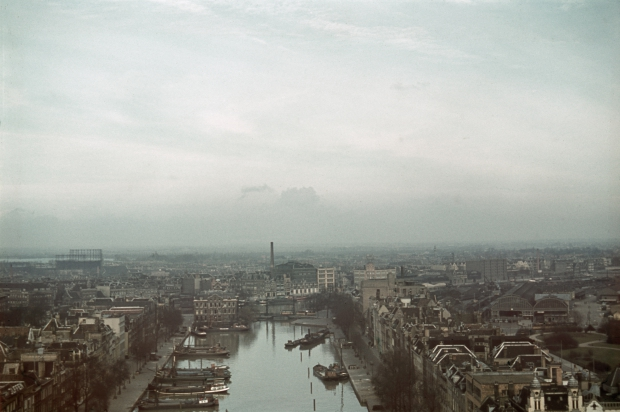 Haringvliet Rotterdam jaren dertig Richard Boske go with the vlo