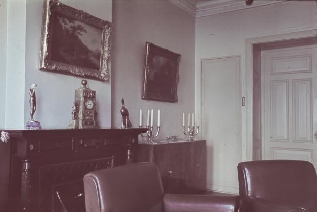 Huis familie Boske Scheepmakershaven Rotterdam jaren dertig Richard Boske go with the vlo