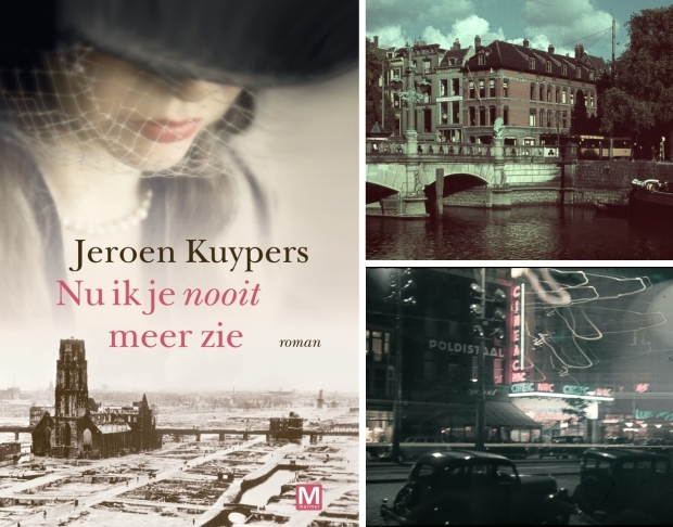 Jeroen Kuypers Nu ik je nooit meer zie Rotterdam bombardement oorlog go with the vlo